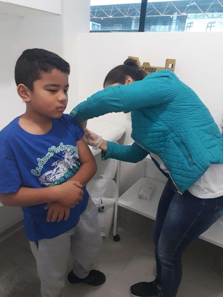 Ministério da Saúde disponibiliza reforço contra Febre Amarela para crianças com quatro anos de idade
