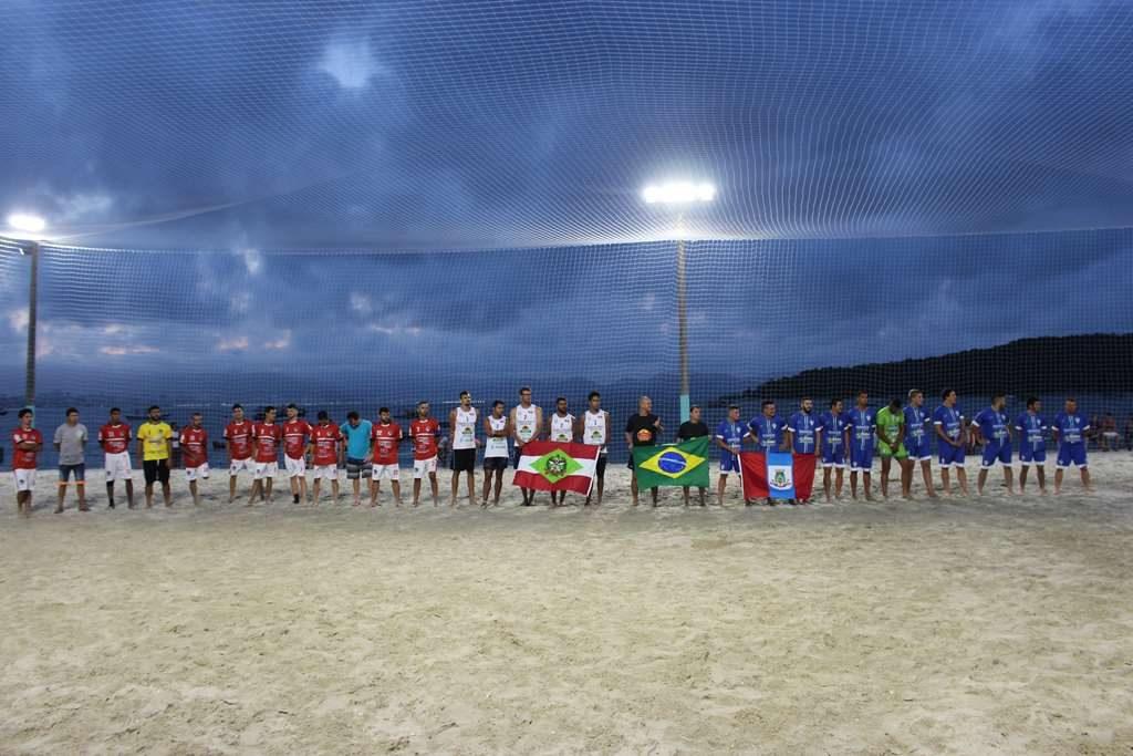 PORTO BELO – Futebol de Areia de Porto Belo começa nesta sexta-feira