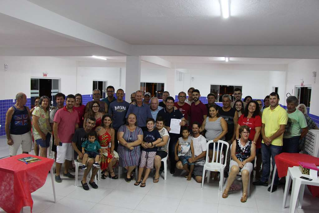 PORTO BELO - Município concede espaço para a nova Igreja Católica do bairro Vila Nova