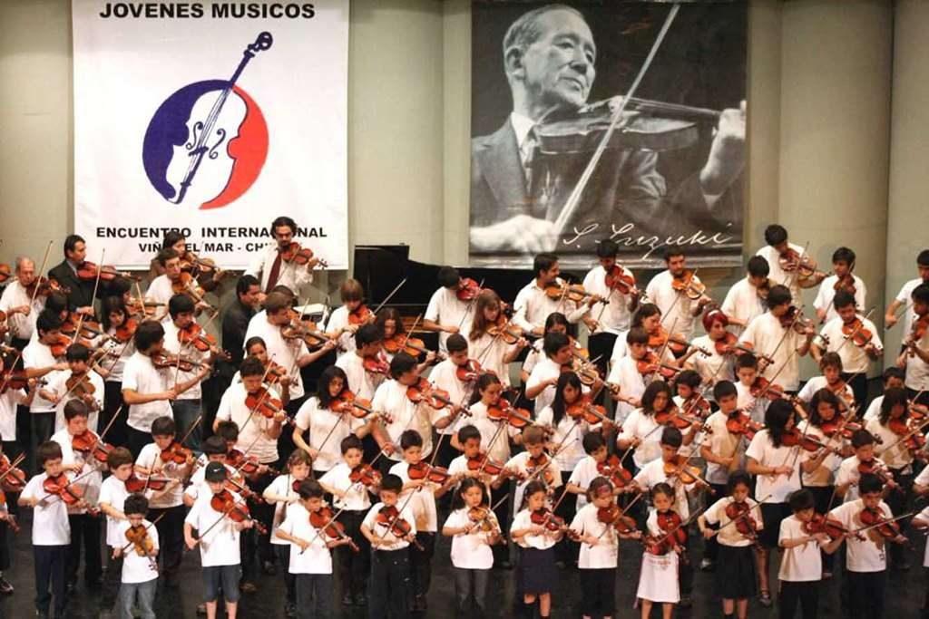 PORTO BELO – Porto Belo recebe IV Encontro Internacional de Orquestras Jovens