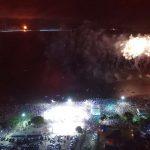 PORTO BELO - Porto Belo recebe milhares de pessoas para a chegada de 2020