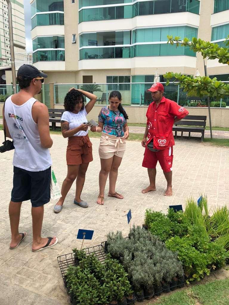 Projeto Itapema Verão 2020 conta com atividades de educação ambiental