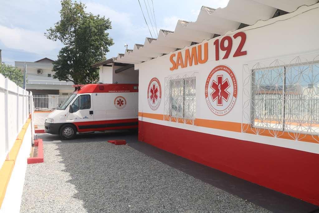 SAMU realiza mais de 400 atendimentos por mês