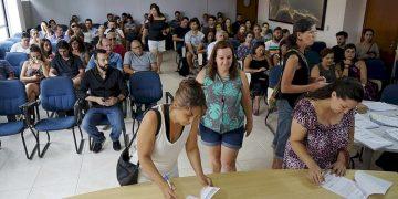BOMBINHAS - Novos Servidores Públicos tomam posse em Bombinhas - Fotos: Manuel Caetano