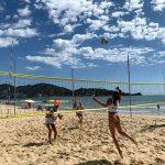 Domingo (09/02) tem mais uma etapa do Circuito Vôlei de Praia de Itapema