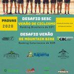 Equipe disputa provas em Sorocaba/SP e Balneário Piçarras/SC