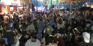 PORTO BELO - Carnaval em Porto Belo encerra sem registro de ocorrências policiais
