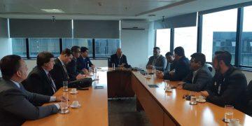 PORTO BELO - Comitiva de Porto Belo garante recursos em Brasília