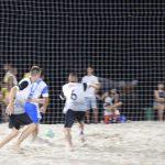 PORTO BELO - Estrela Azul sai na frente na primeira fase do Campeonato de Praia em Porto Belo
