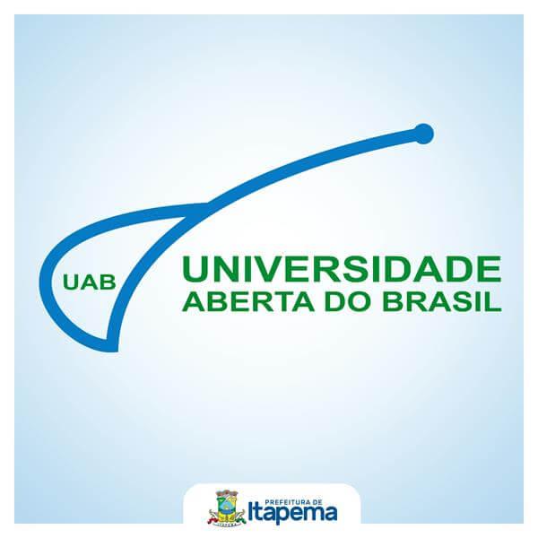UAB de Itapema divulga edital de vagas remanescentes do Curso de Especialização de Ciências