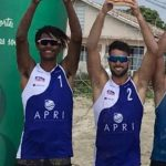 Vôlei de Praia participa do Torneio Verão em Palhoça