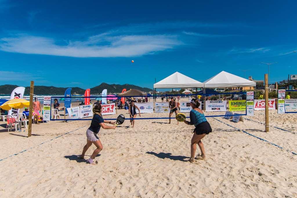 BOMBINHAS - Praia de Mariscal receberá Torneio de Beach Tennis