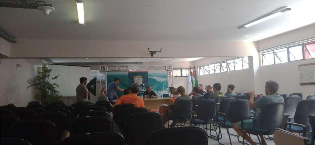 BOMBINHAS - Prefeitura de Bombinhas mantém Sala de Situação contra o COVID-19