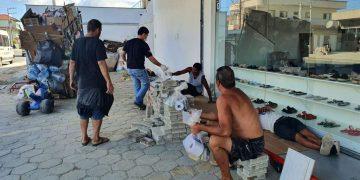 PORTO BELO - Porto Belo entrega kit de higiene pessoal às pessoas em situação de rua