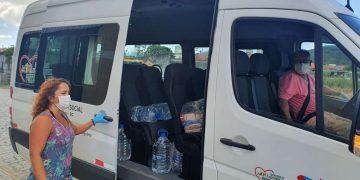 PORTO BELO - Porto Belo realiza cadastro para distribuição de cestas básicas