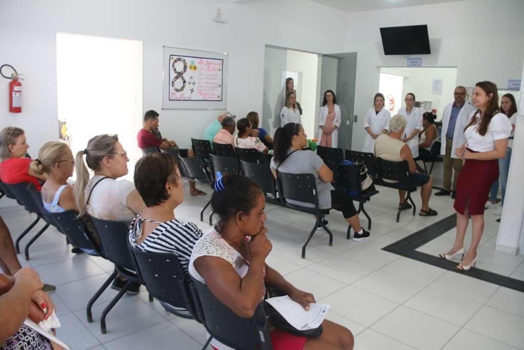 Prefeita Nilza Simas entrega reforma da UBS Meia Praia II