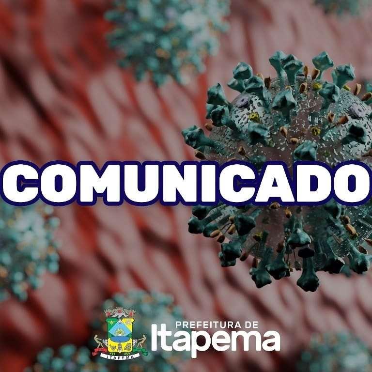 Prefeitura de Itapema divulga decreto com medidas de prevenção ao coronavírus