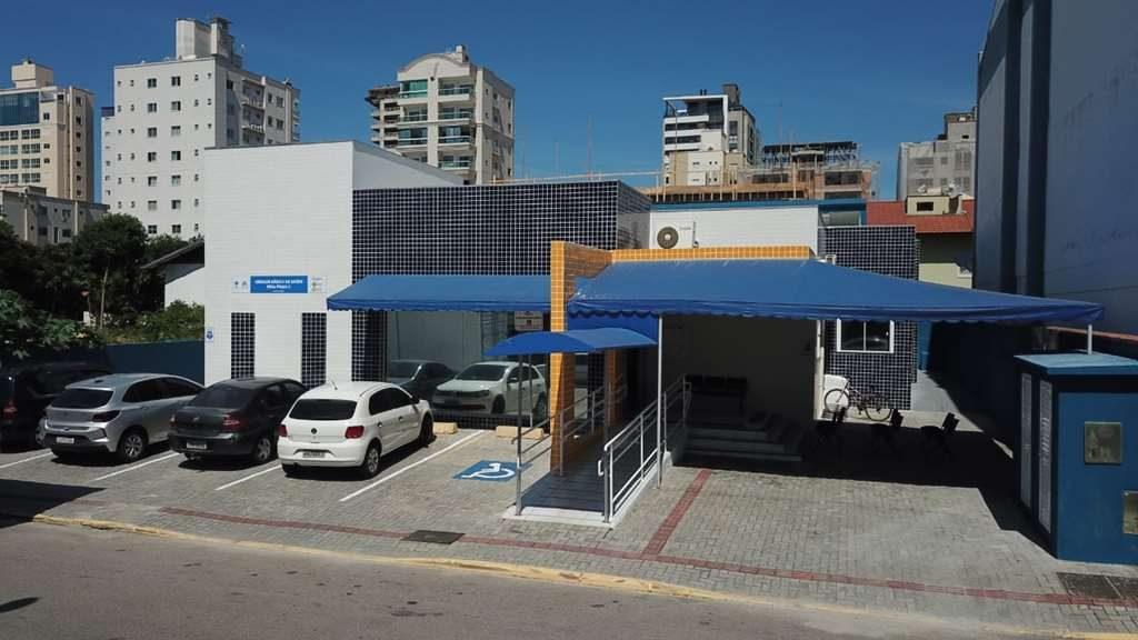 Reforma da UBS Meia Praia II será entregue na próxima segunda-feira (16/03)