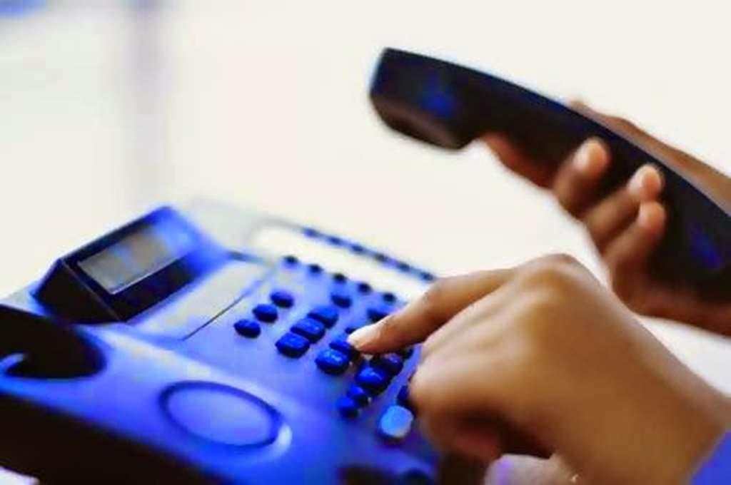 Saúde divulga números para atendimentos por telefone