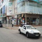 Saúde inicia sanitização e limpeza das ruas contra o coronavírus
