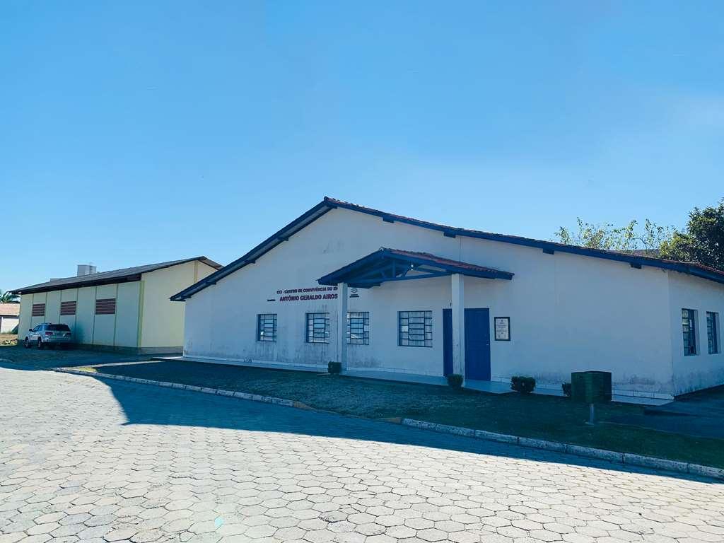 PORTO BELO - Porto Belo ampliará Centro de Convivência do Idoso