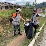 Bairro Ilhota, Alto São Bento e Sertãozinho recebem mutirão contra a Dengue