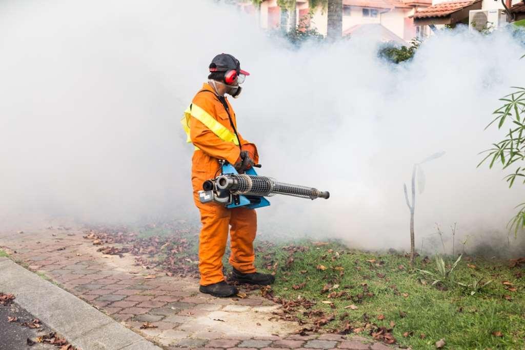 Bairro Meia Praia vai receber 'fumacê' contra a Dengue nesta quarta-feira (20/05)
