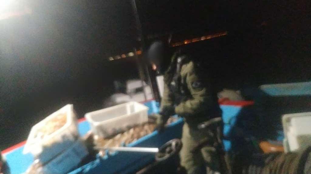 Famab aborda embarcações que desrespeitavam defeso