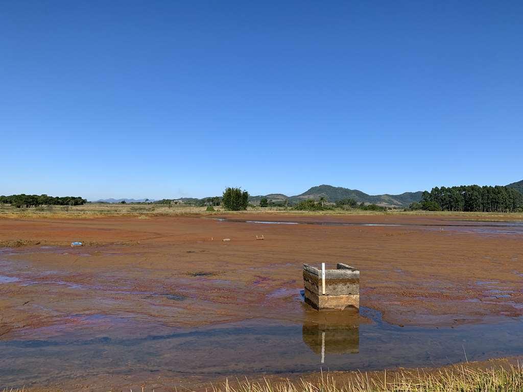 PORTO BELO - Baixo nível de água no Rio Perequê pode interferir no abastecimento de Porto Belo