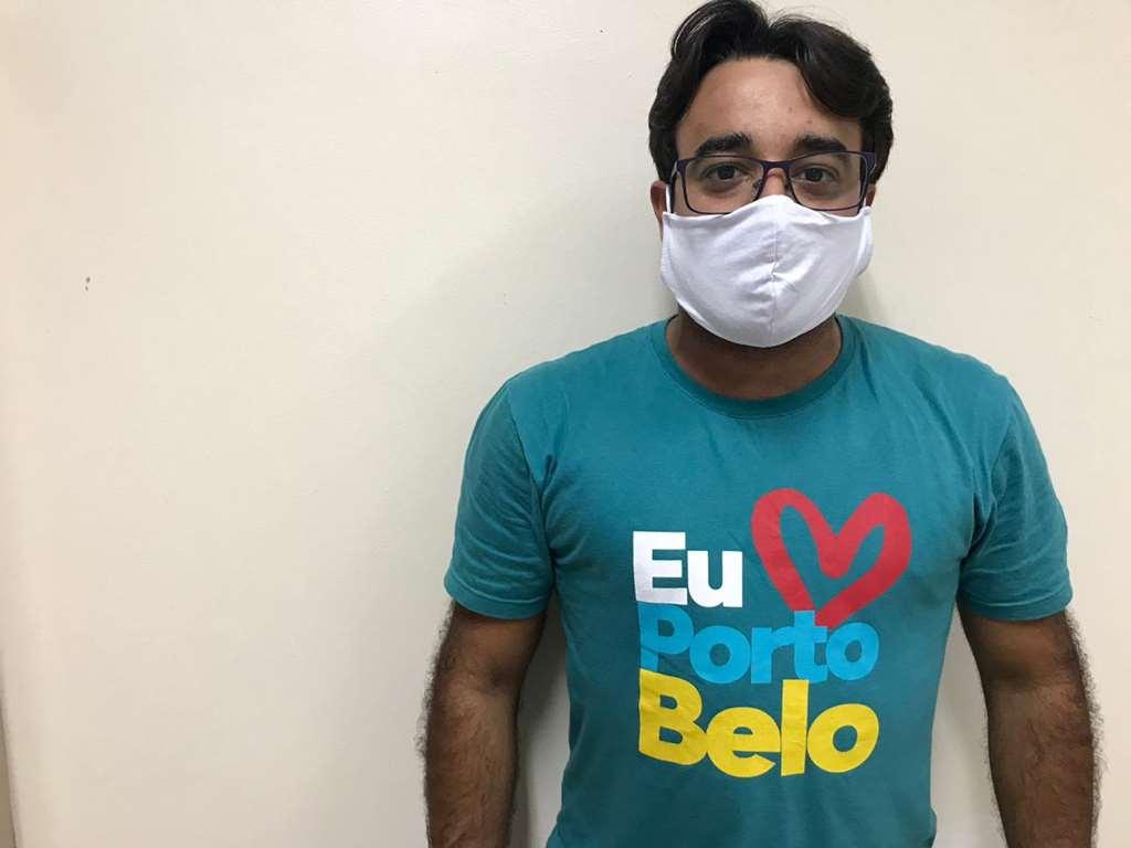 PORTO BELO - Porto Belo adquire máscaras faciais para servidores e famílias carentes
