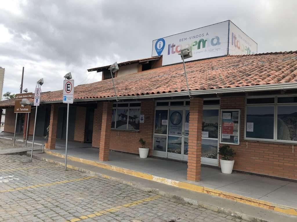 Secretaria de Turismo é fechada para a sanitização