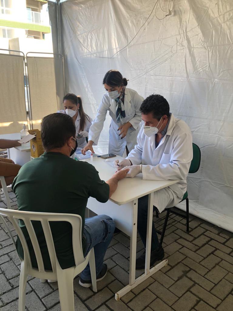 PORTO BELO - Porto Belo abre Centro de Testagem para Covid-19