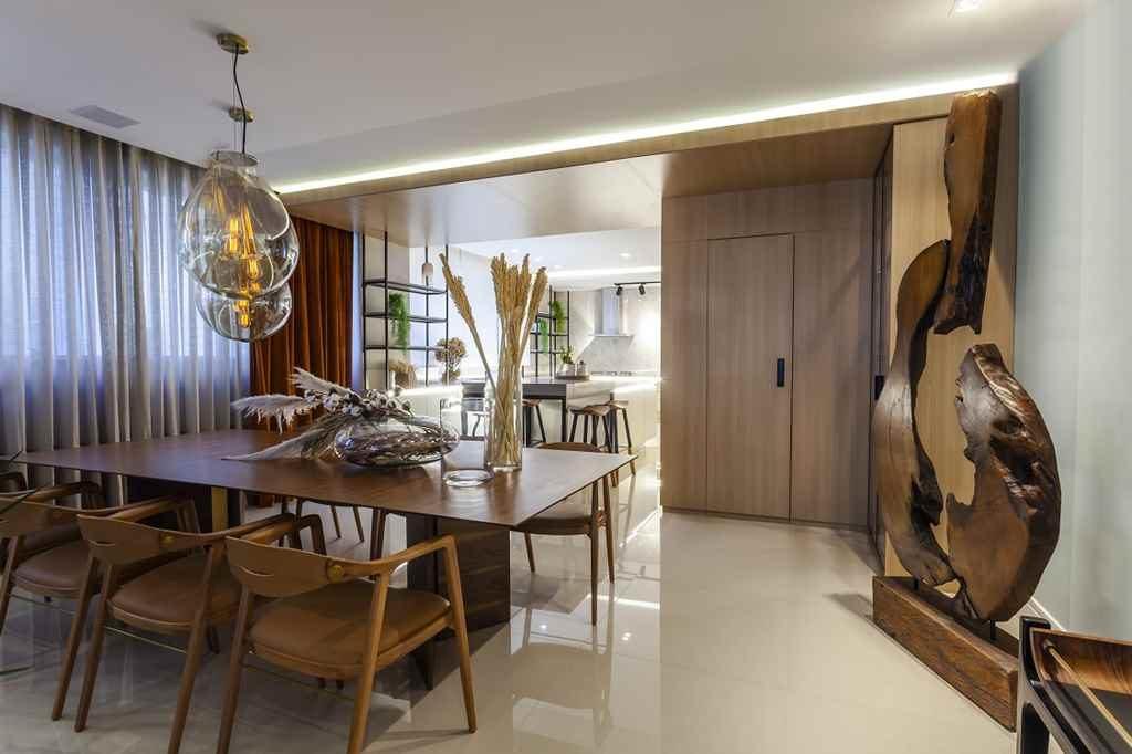 Conheça o apartamento de Zezé Di Camargo, em Itapema