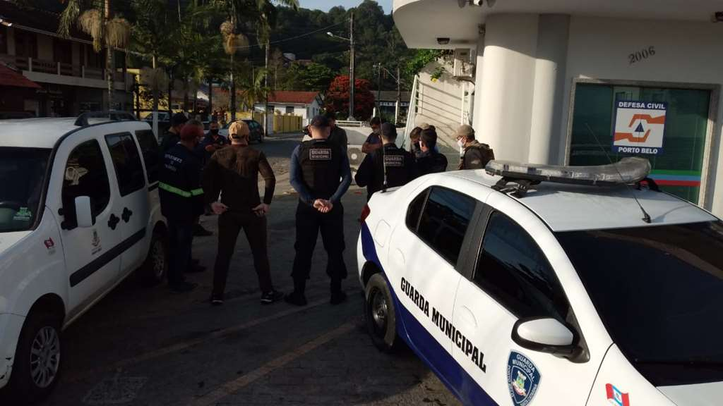 PORTO BELO - Porto Belo programa ações contra o coronavírus no feriado