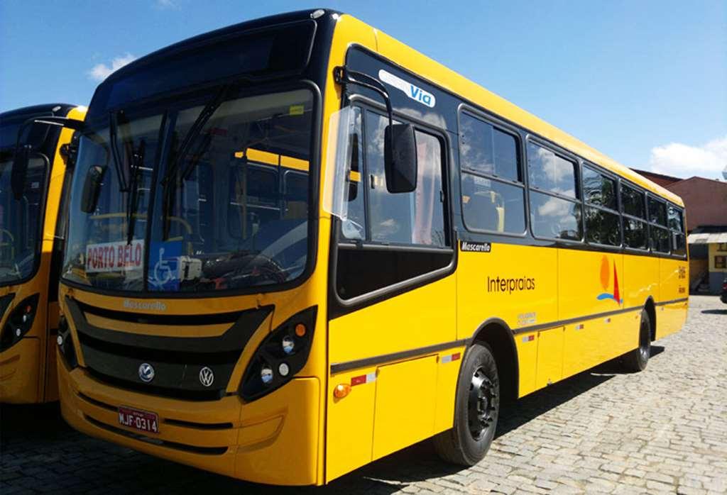 PORTO BELO - Transporte Coletivo Municipal volta a funcionar em Porto Belo