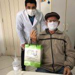 PORTO BELO - Porto Belo entrega aparelhos auditivos a pacientes