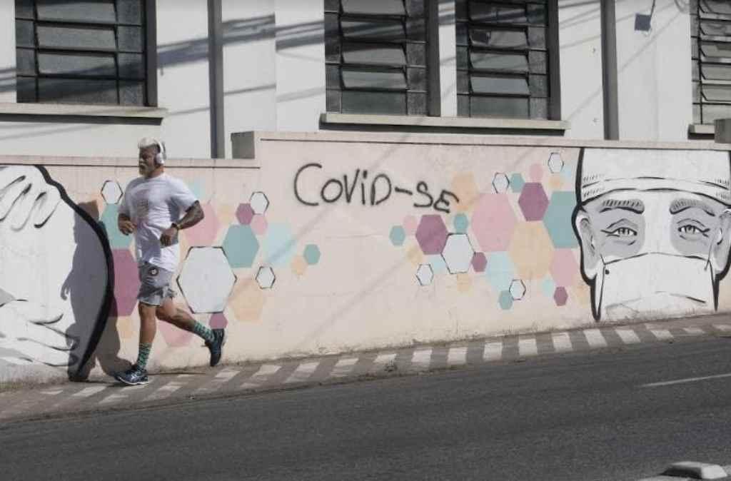 Mais de 2 mil pessoas são notificadas diariamente pelo Estadocom coronavírus em SC(Foto: Patrick Rodrigues/Santa)
