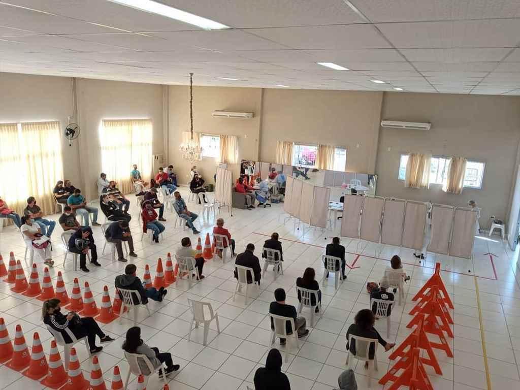 Itapema reduz números de atendimentos no Centro de Triagem do Coronavírus
