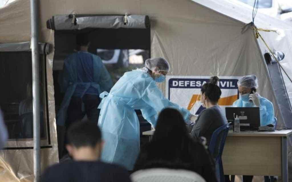 SC soma 20 novas mortes por covid-19 e 1034 casos confirmados