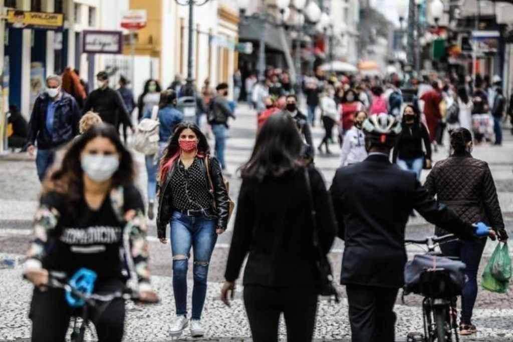 Florianópolis é o município com mais casos ativos da Covid-19 em SC(Foto: Diorgenes Pandini/Diário Catarinense)