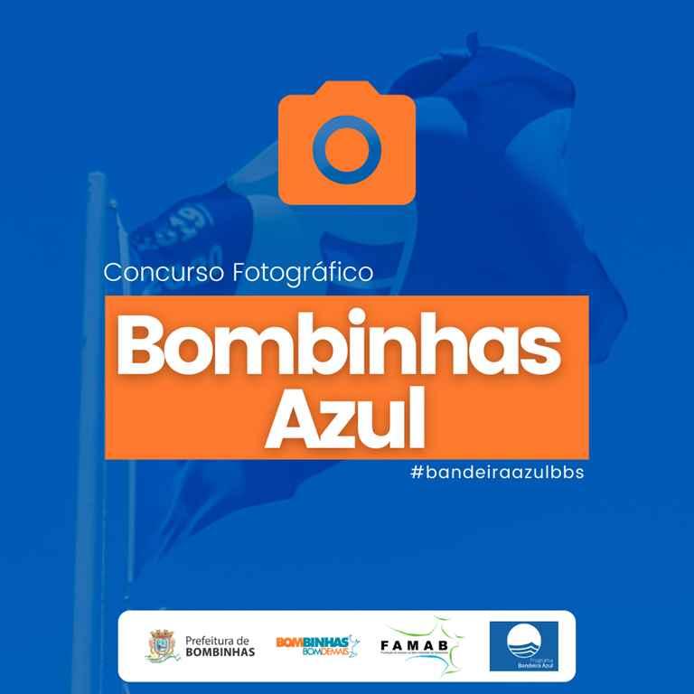 BOMBINHAS - Inscrições para Concurso Fotográfico Bombinhas Azul iniciam em 15 de Janeiro