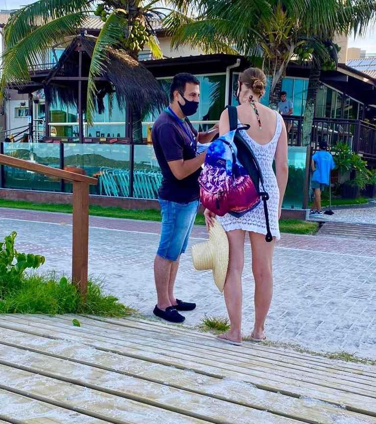 BOMBINHAS - Pesquisa de Demanda Turística vai avaliar se os visitantes consideram a região segura