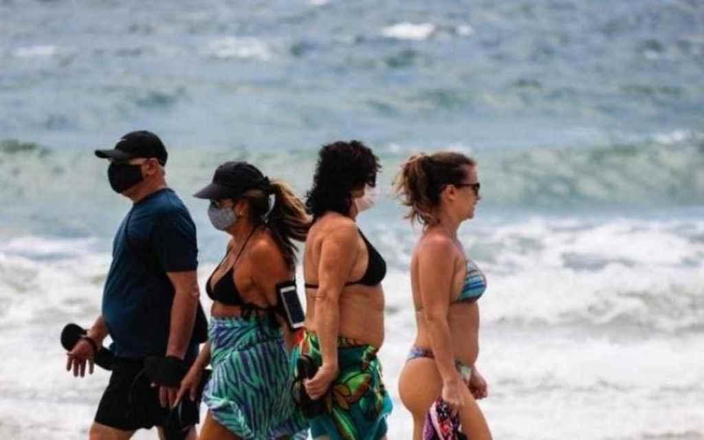 Florianópolis é a cidade catarinense com mais casos ativos(Foto: Diorgenes Pandini / Diário Catarinense)