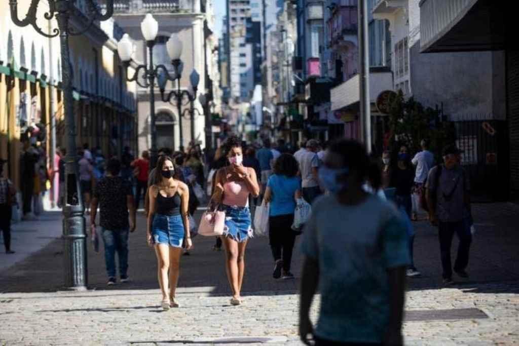 Florianópolis é a segunda cidade de SC com mais casos ativos(Foto: Diorgenes Pandini / Diário Catarinense)