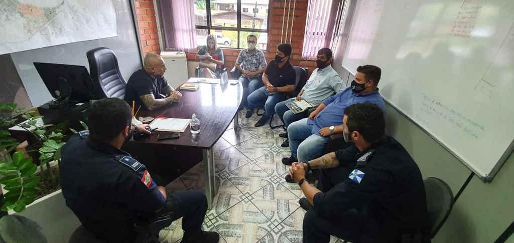 PORTO BELO - Guardas Municipais de Porto Belo terão formação com Balneário Camboriú