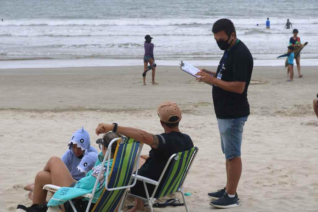 Pesquisa de Demanda Turística é realizada em Itapema