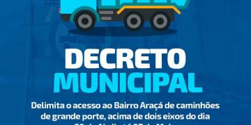 PORTO BELO - Caminhões não devem usar a Avenida Governador Celso Ramos para entrar em Porto Belo