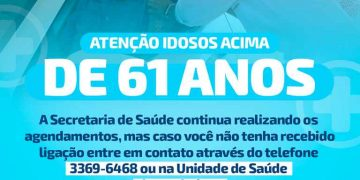 PORTO BELO - Porto Belo iniciará imunização contra o coronavírus em idosos com mais de 61 anos