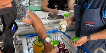 BOMBINHAS - PROCON Bombinhas realiza ação de fiscalização em supermercados