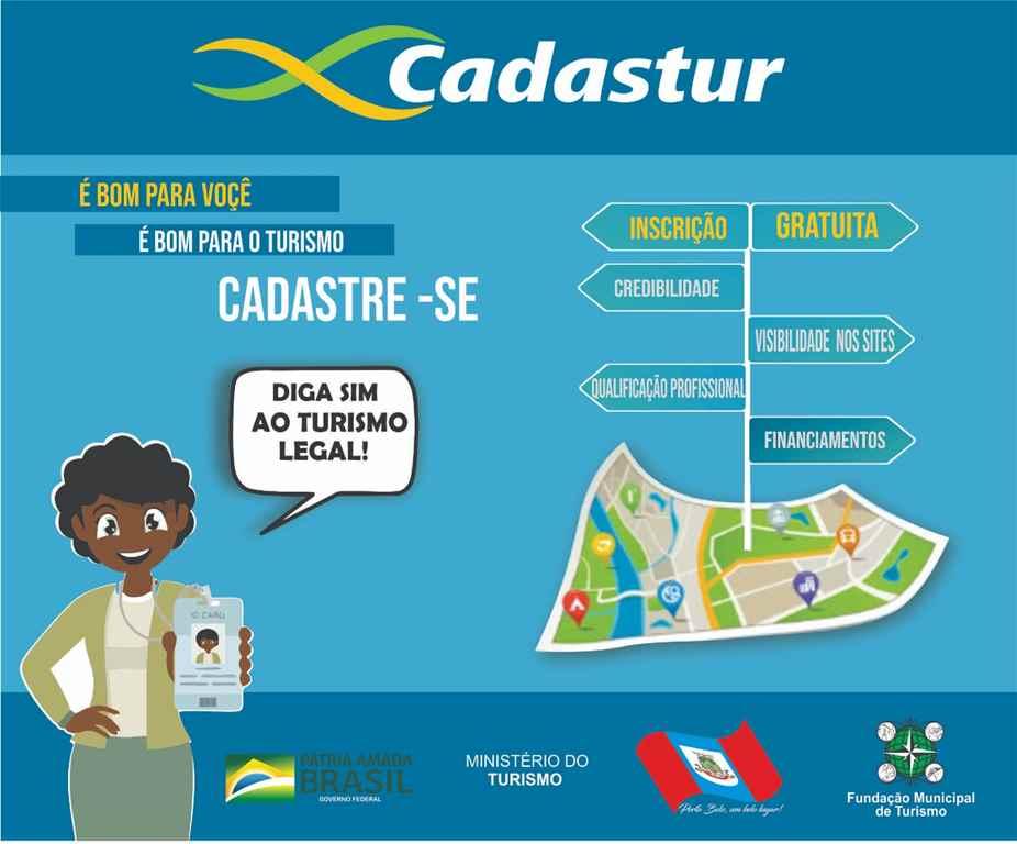 PORTO BELO - Porto Belo orienta empresas do segmento turístico a realizar o CADASTUR